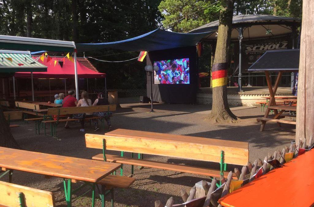 Public Viewing 2018 Zittau