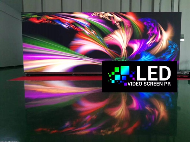 LED Vide Werbung
