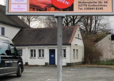 LED Wand in Zittau